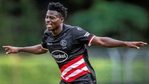 Kelvin Ofori set for Bundesliga debut against Freiburg