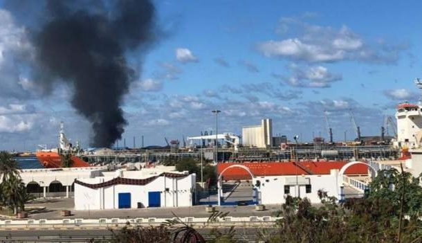 Libya peace talks in limbo after attack on main port