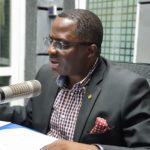 GOC President provides update on state of Amasaman Olympics Stadium