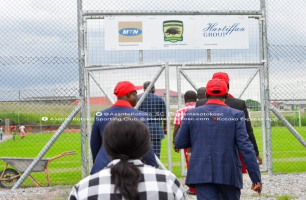 Asante Kotoko to switch home venue to Adako Jachie