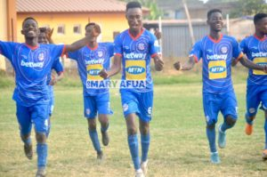 MTN FA Cup: Liberty Professionals eliminate 'stubborn' Accra City Stars