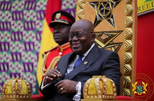 SONA2020: Investor confidence in the economy is growing – Akufo-Addo