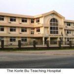 Suspected coronavirus patients at Korle Bu test negative