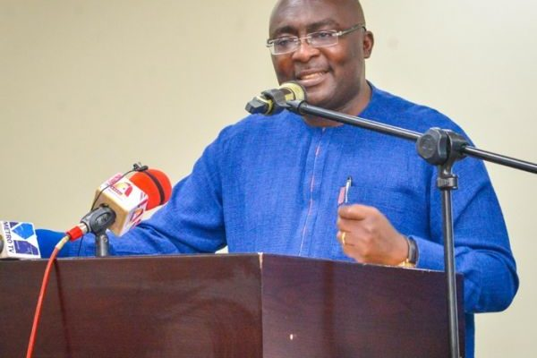 Dr. Bawumia launches MASLOC's Digital System