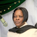 Zambia first lady weeps over 'gas attacks' on children