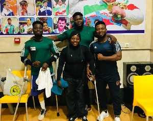 2020 PARALYMPIC QUALIFIER : Ghana Para Powerlifting Association announces team and officials for 2020 Paralympic Games