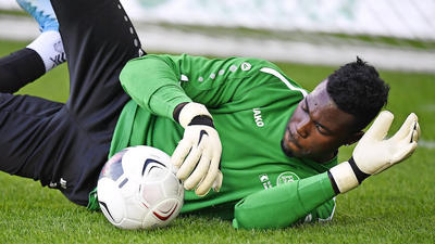 Lawrence Ati-Zigi touches hearts at St Gallen