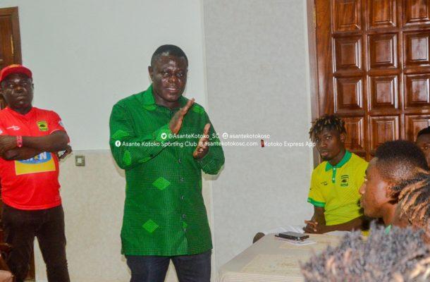 Angry Dr. Kwame Kyei walks out of Kotoko 'crisis' meeting