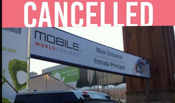 Mobile World Congress canceled because of coronavirus outbreak