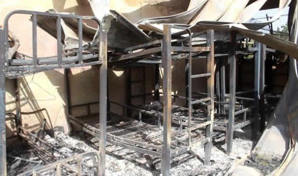 Wa Islamic SHS gutted by fire again