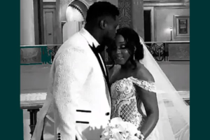 VIDEO: Check out Davido's brother's wedding in Dubai