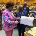 President Akufo-Addo named champion of African Union Financial Institutions