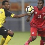 Ghana's Lawson Bekui falls to 2nd place on Omani League goal king chart