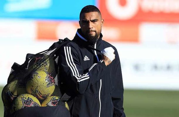 Kevin-Prince Boateng: I would like to stay 3 more years