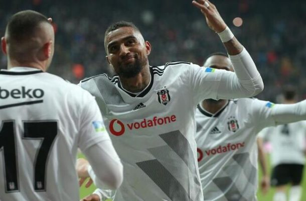 All eyes on Kevin-Prince Boateng as Beşiktaş clash with Ekuban's Trabzonspor