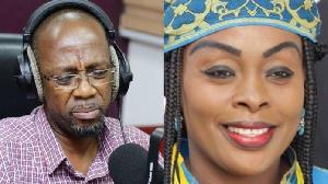 Rex Omar describes Akosua Agyapong as 'ignorant and envious'