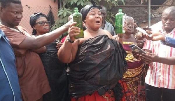 Queen Mother invokes curses on MCE, NPP executives