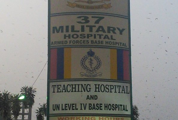 Part of 37 Military Hospital to be closed down temporarily for fumigation
