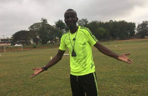 Breaking: Great Olympics coach Prince Koffie resigns