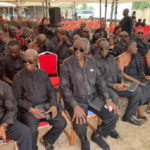 Akufo-Addo, NPP National Executives abandon presidential advisor's funeral