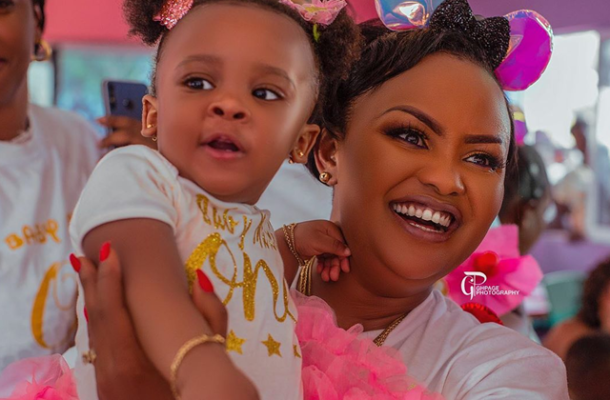 Photos from Nana Ama McBrown's daughter's birthday party