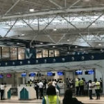 245 deported Ghanaians arrive at KIA in Kuwaiti aircraft