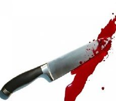 Man attacks medical workers, stabs nurse over son's death