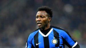 Kwadwo Asamoah urges team mates on as they keep eyes on scudetto