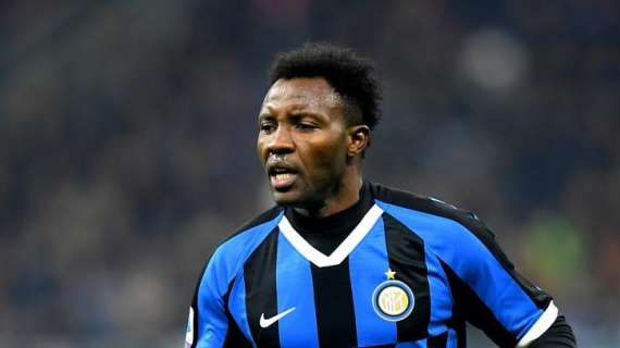 Kwadwo Asamoah fit for Inter Milan's Europa League game