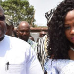 Sierra Leone's first couple to tie the knot again
