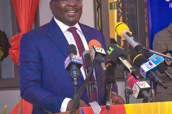 Show the way for a peaceful election - Dr. Bawumia urges Muslims
