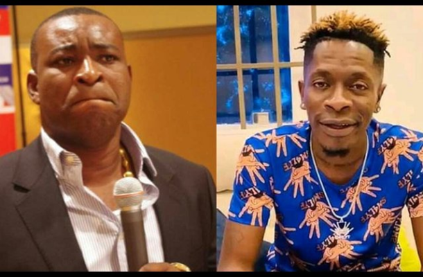 VIDEO: Shatta Wale releases new song with Chairman Wontumi
