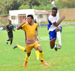 MTN FA Cup: Tema Youth edge out Attram De-Visser  in Dansoman [PHOTOS]