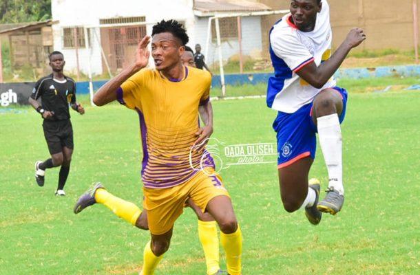MTN FA Cup: Tema Youth edge out Attram De-Visser  in Dansoman [PHOTOS]