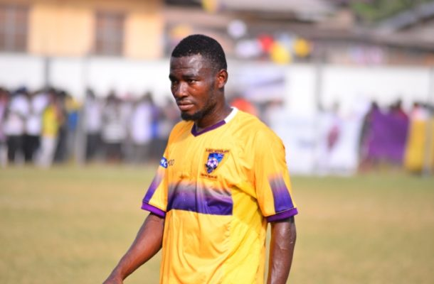 Medeama duo suspended for Inter Allies match