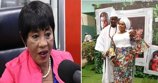 "Thank God Afia Akoto chose Chief Biney over ""Short NPP Men"" – Anita DeSoso jabs"