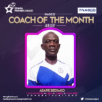B.Chelsea coach Bediako: Success is down to hard work