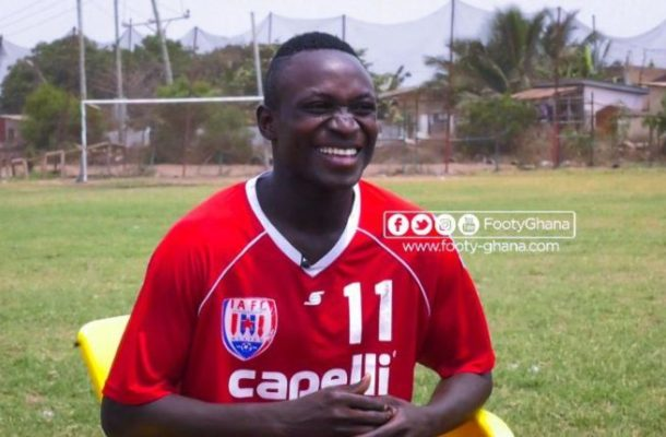 GPL: Inter Allies star forward Adebayor lauds Ghana league standard