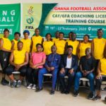 GFA challenged to develop Ghanaian coaches