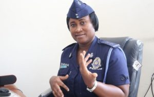 Effia Tenge writes: Umaru Sanda and the police search brouhaha