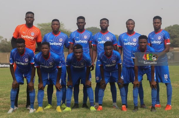 Exclusive: Liberty Professionals to rest key players for FA Cup clash Accra City Stars