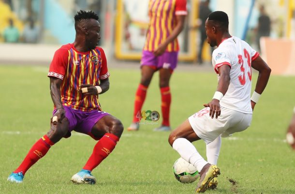 Independence Cup: Hearts seeded as home team ahead of London showdown with Kotoko