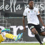 Emmanuel Gyasi doesn't want to stop scoring for Spezia