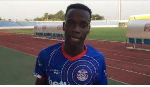 Video: Youngster Rudolf Mensah scores Legion debut