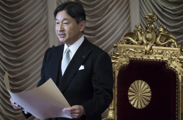 "Japanese Emperor excited for Tokyo 2020 despite coronavirus ""concern"""