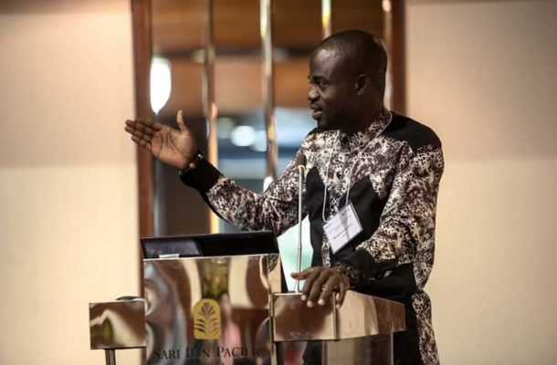 Detractor Manasseh's Prayer to see Jospong down will end in Hopelessness