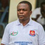 KUSA coach Frimpong keen to fix porous defence