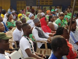 Ablekuma North NDC Zongo Caucus inaugurate working committees
