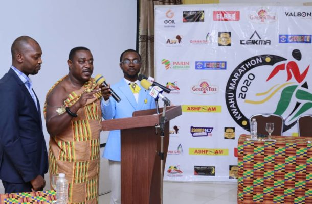 Athletic: 2020 Kwahu Easter Mountain Marathon has officially Launched today