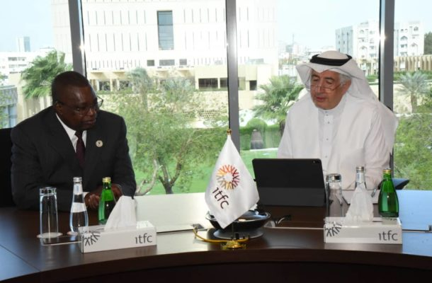 ITFC signs a memorandum of understanding with the african union to support african OIC countries to fast-track the benefits of the AfCFTA
